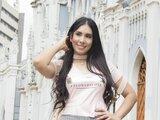 Naked jasmine AbrilVelez